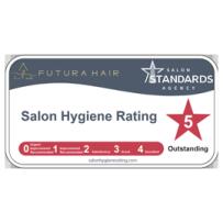 FUTURA HAIR Salon Hygiene Rating