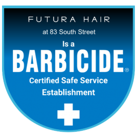 FUTURA HAIR Certified Barbicide Logo 270x270 1