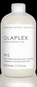 no2 olaplex treatment