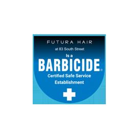 FUTURA HAIR Certified Barbicide