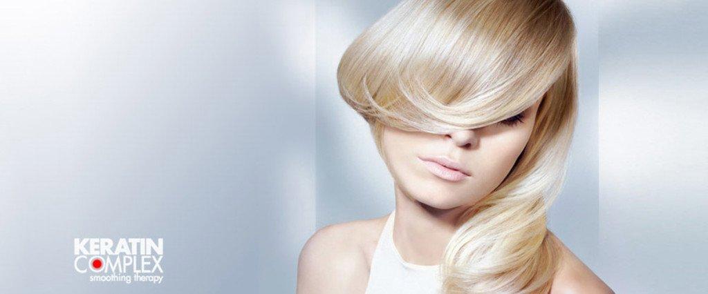 Keratin Hair Smoothing at Top Exeter Salon