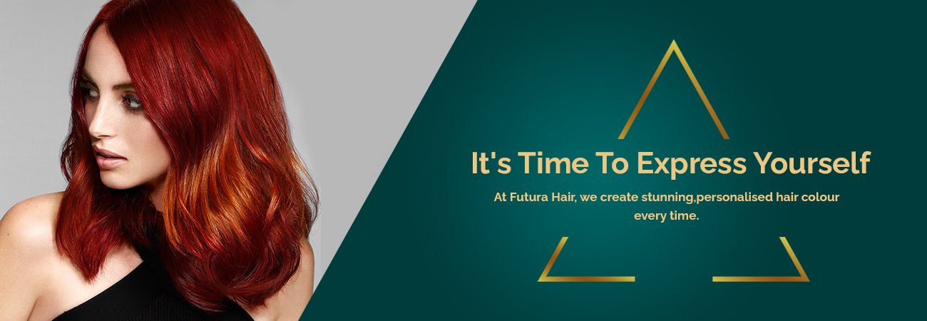 hair colour Futura Hair The Best Salon in Exeter