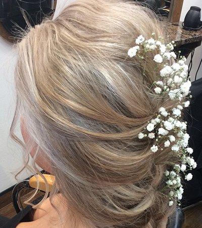 Weddings & Occasion Hair at Futura Hair Salon in Exeter, Devon