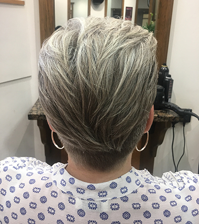 Hair Cuts & Styles at Futura Hair Salon in Exeter, Devon